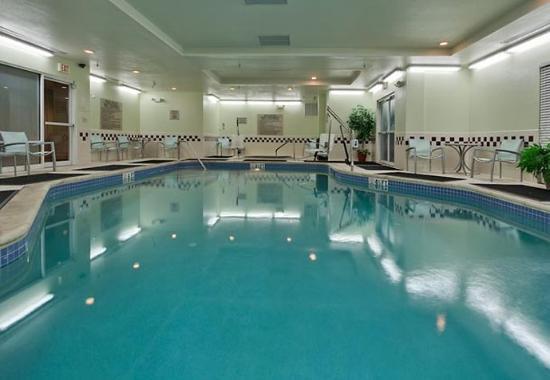 Altamonte Springs, FL: Indoor Pool