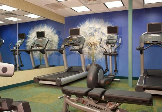 SpringHill Suites Gainesville: Fitness Center