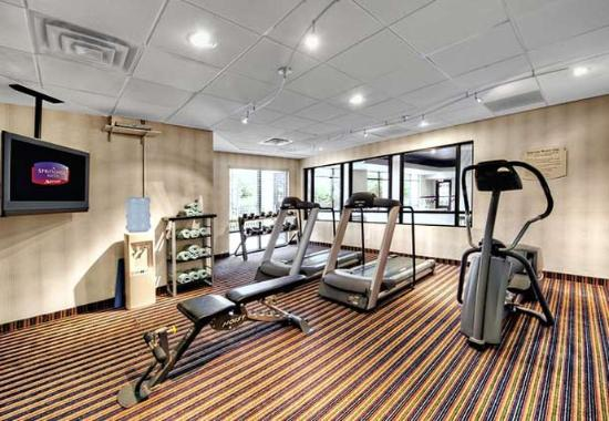 Milford, CT : Exercise Room