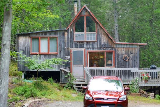 hutchins cottages at acadia cottage reviews maine southwest rh tripadvisor com
