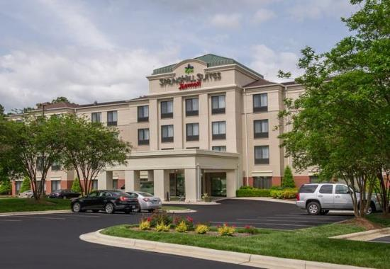 SpringHill Suites Raleigh-Durham Airport/Research Triangle Park : Entrance
