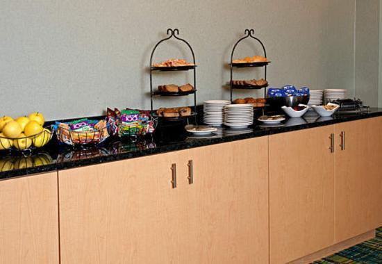 Rosemont, إلينوي: Catering