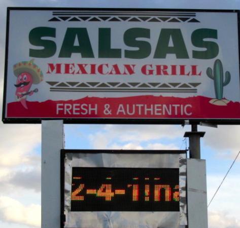 Zephyrhills, FL: Sign