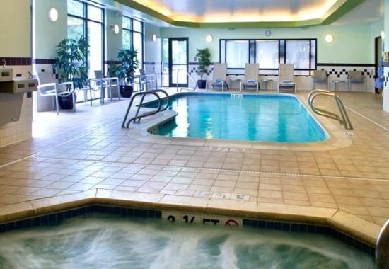 Andover, Μασαχουσέτη: Indoor Pool