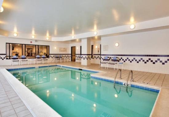 Schaumburg, IL: Indoor Pool