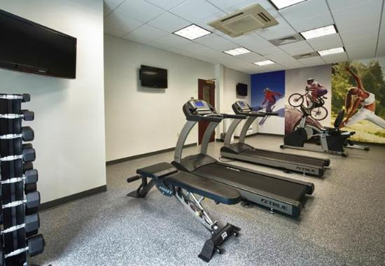 SpringHill Suites Manchester Airport: Fitness Center