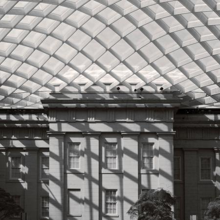 Smithsonian American Art Museum Norman Foster canopy between the Smithsonian Museum of American Art and & Norman Foster canopy between the Smithsonian Museum of American ...