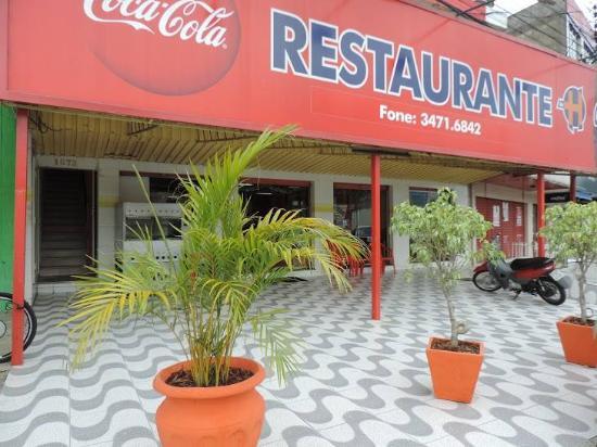 Restaurante Do H Cachoeirinha Avenida General Flores Da
