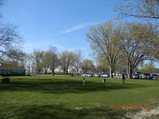 Pennsville, Nueva Jersey: Весной тут особенно хорошо