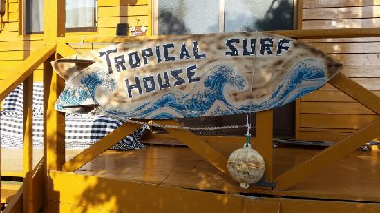 Tropical Surf House