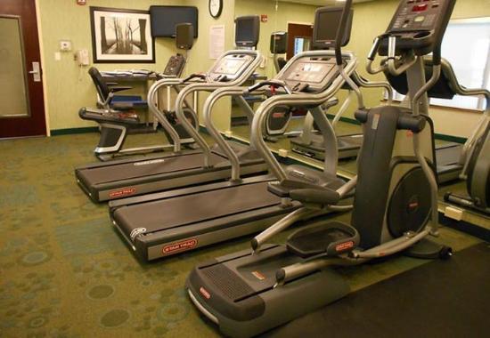 Morgantown, Virginia Occidental: Fitness Center