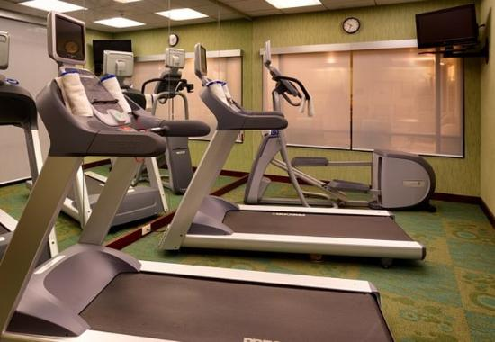 Cedar City, Utah: Fitness Center