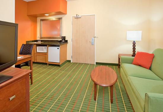 Темпе, Аризона: Suite Living Area