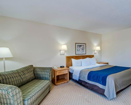 Rocky Mount, VA: Guest Room