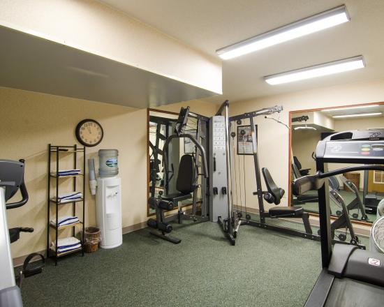 Harrisonburg, Virginie : Fitness Center