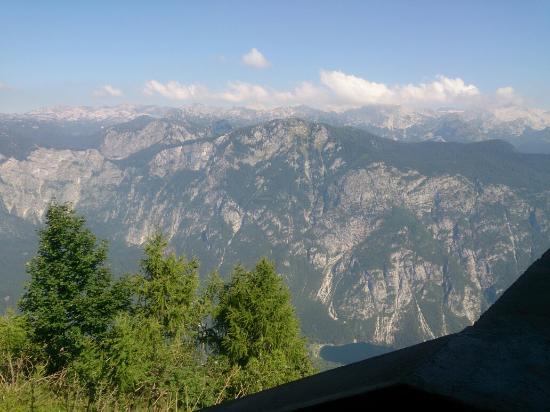 Bohinjsko Jezero, Slovenya: Vogel in summer
