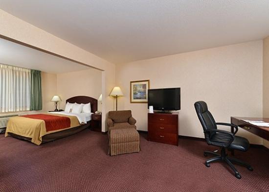 ฟอร์ตเมดิสัน, ไอโอวา: room