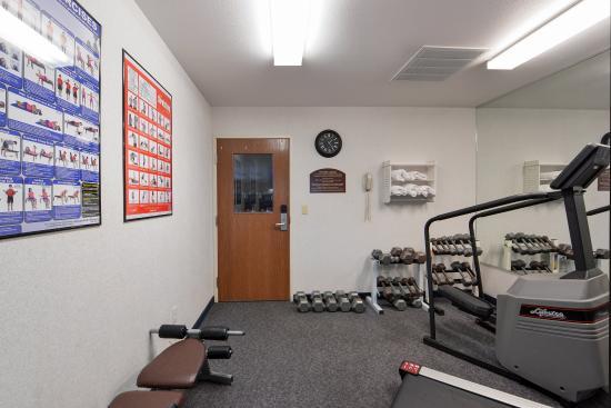 ฟอร์ตเมดิสัน, ไอโอวา: Fitness