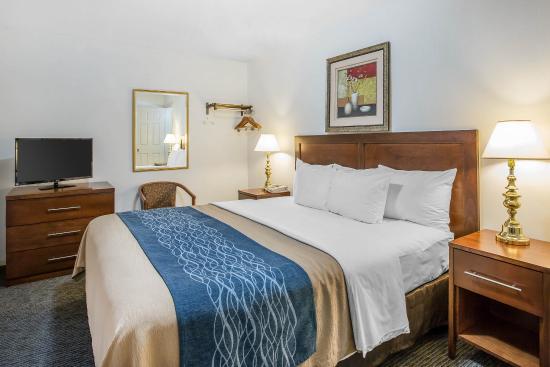 Mariposa, Kalifornien: Family suite