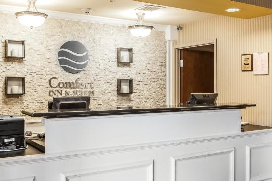 Comfort Inn & Suites - Lookout Mountain: Lobby
