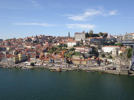 Porto District, Portekiz: Passeio de Teleférico em Gaia (Cidade do Porto - Portugal)