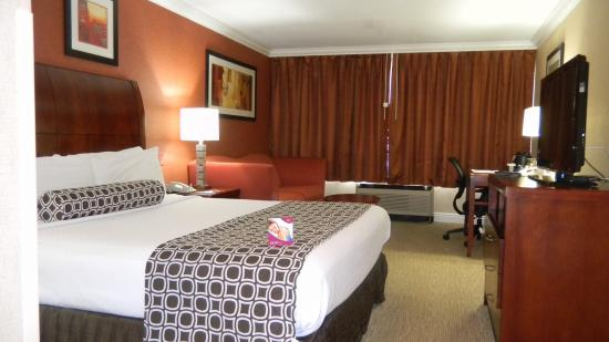 Monroe, NJ: Rooms are specifically tailored to optimize space and comfort