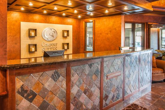 Comfort Suites Moses Lake : Lobby