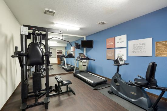 Baytown, TX: Fitness area