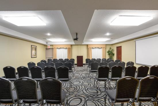 Baytown, TX: Meeting room