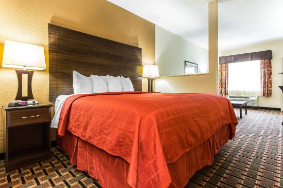 Hickory, Carolina del Norte: Guest Room