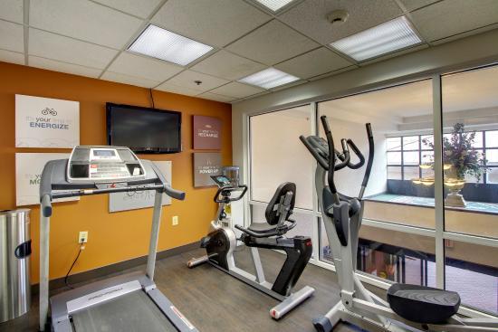 วูดสต็อก, จอร์เจีย: Fitness Center