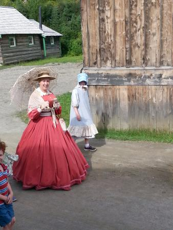 Barkerville, Canada : Lovely ladies!