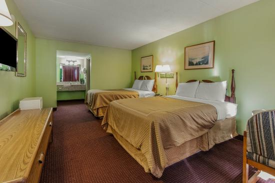 Mount Vernon, Κεντάκι: Guest Room