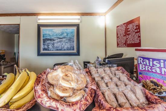 Mount Vernon, KY: Breakfast