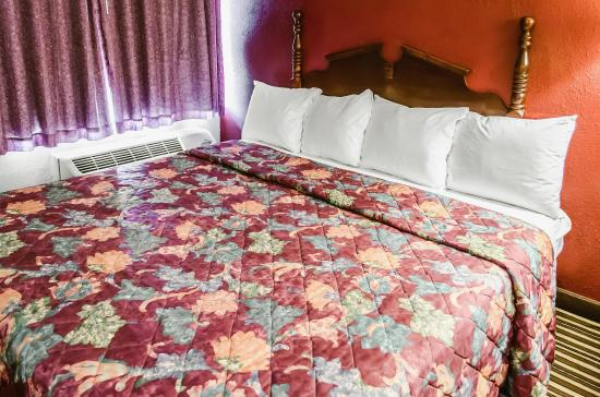 Pine Grove, PA: Guest Room