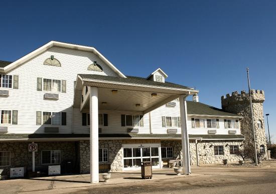 Council Bluffs, IA: Hotel Free Parking