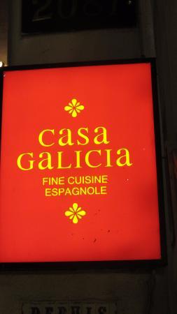 Casa Galicia Restaurant