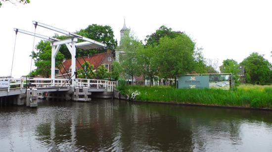 Ouderkerk aan de Amstel, Países Bajos: Los alrededores.
