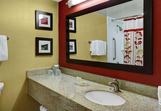 Decatur, Gürcistan: Guest Bathroom Vanity