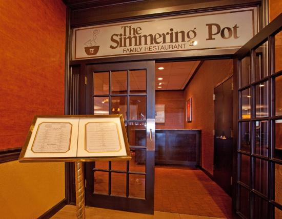 Strongsville, OH: Enjoy a meal with us at The Simmering Pot Restaurant.