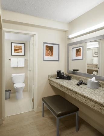 Sunset Hills, MO: Guest Bathroom