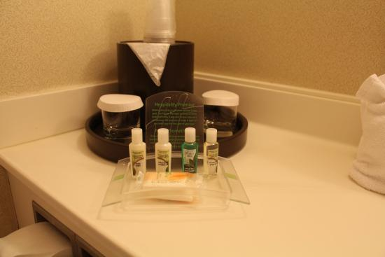 Lakewood, CO: Bathroom Amenities - let us know if there's something more needed