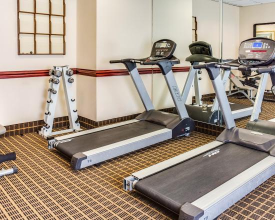 Fredericksburg, VA: Fitness Center