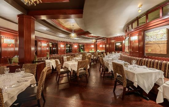 The Steakhouse: Dining Room