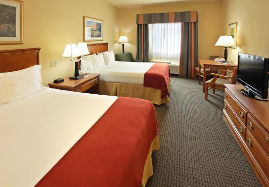 แมกโนเลีย, อาร์คันซอ: Queen Bed Guest Room