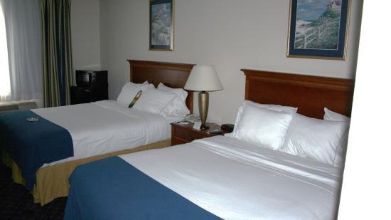 Portage, Ιντιάνα: Queen Bed Guest Room