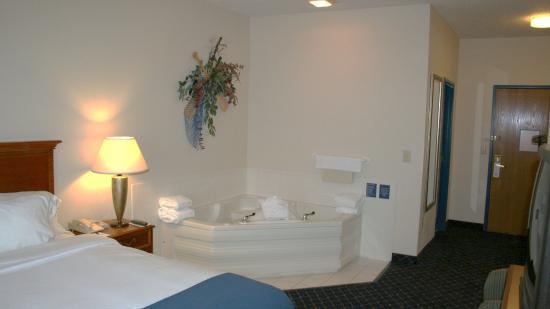 Portage, Ιντιάνα: Jacuzzi Suite