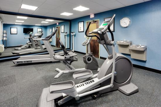 Owego, NY: Fitness Center