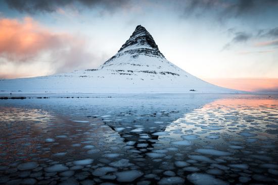Grundarfjorour, Исландия: January 1, 2016.
