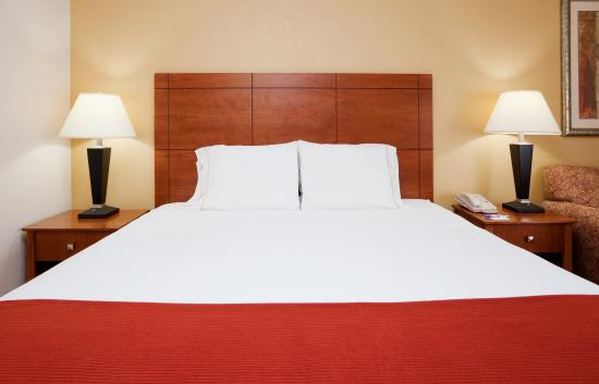Morrisville, NC: King Bed Guest Room